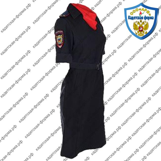 Купить Форменное Платье Полиции